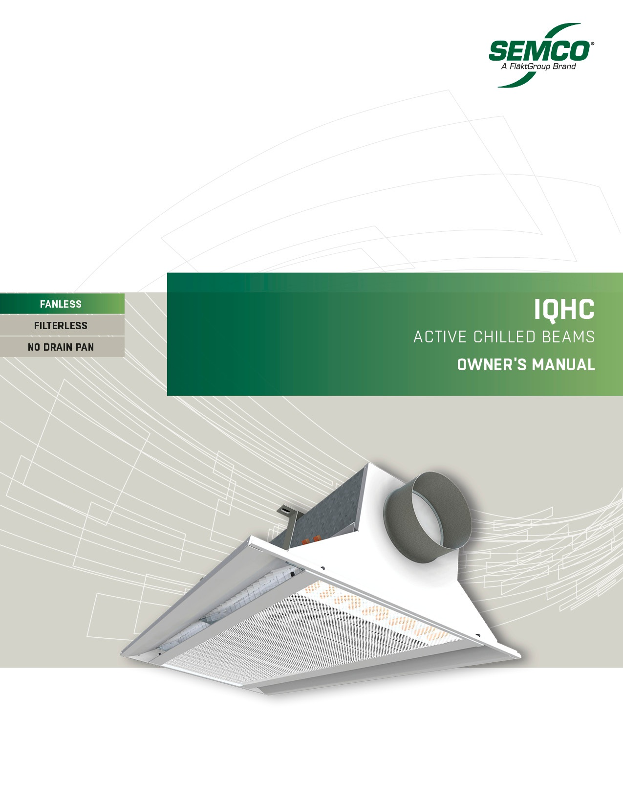 IQHC Chilled Beam Owners Manual Cover.jpg
