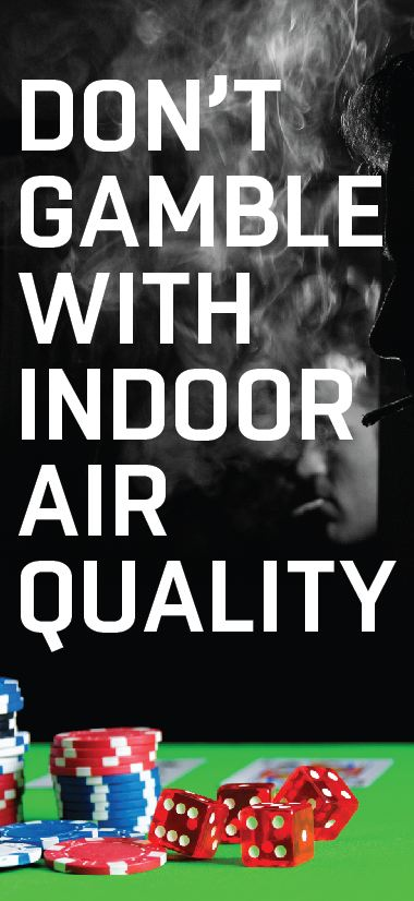 HVAC for Indoor Air Quality in Casinos